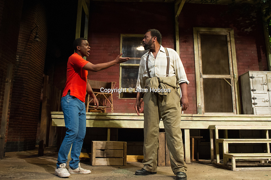fences by august wilson online   more informationfences  duchess theatre  london  uk    jane hobson         stage aurora founder directs august wilson    s     fences       mayport mirror