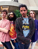 Jan 1997: SOUNDGARDEN - Big Day Out Sydney Australia