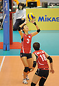 J Y NAM (KOR), November 17 2011 - Volleyball : .FIVB Women's World Cup 2011, 4th Round .match between Dominican Republic 3-2 Korea .at Tokyo Metropolitan Gymnasium, Tokyo, Japan. .(Photo by Atsushi Tomura/AFLO SPORT) [1035]