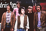 Fleetwood Mac 1968 Peter Green, Mick Fleetwood, Jeremy Spemce, Danny Kirwan, John McVie<br /> &copy; Chris Walter