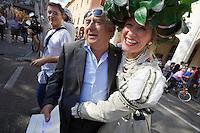 Castelfranco Emilia, Festa di San Nicola - Sagra del Tortellino (Tortellini Festival).<br /> Gianni Degli Angeli.