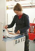 Plumbing student, Able Skills, Dartford, Kent.