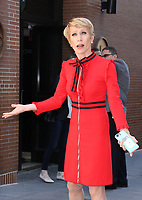 NEW YORK, NY - APRIL 18: Barbara Corcoran seen after an appearance on The View in New York City on April 18, 2017. <br /> CAP/MPI/RW<br /> &copy;RW/MPI/Capital Pictures