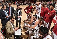 Stanford Basketball M vs CSUEB, December 16, 2016