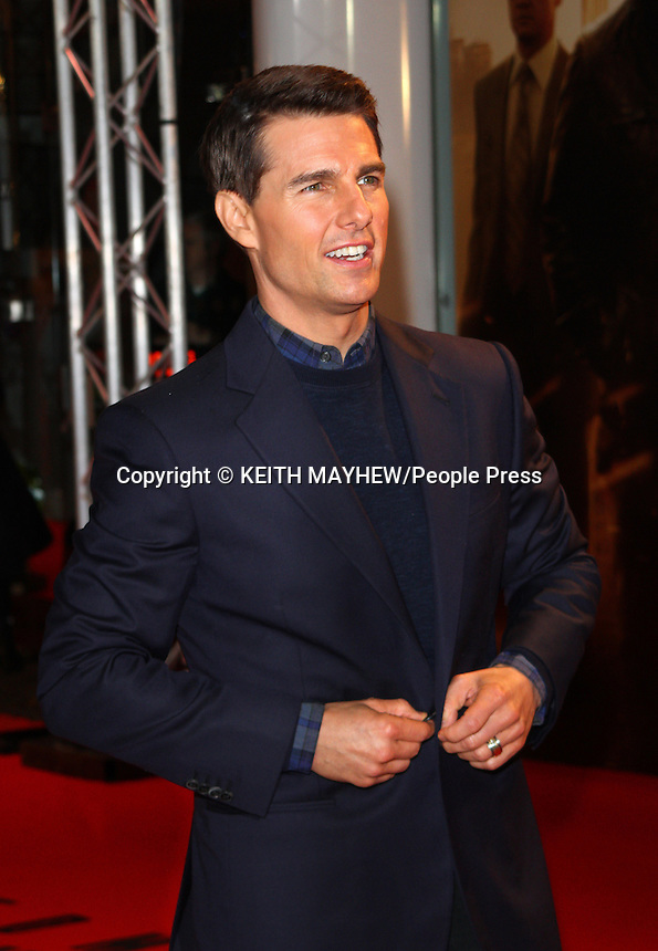 London - 'Mission: Impossible Ghost Protocol' - UK Premiere at BFI IMAX, London-  December 13th, 2011..Photo by Keith Mayhew