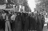 Iran - 22/101978 university, demonstration against the shah   Teharan - Iran  +