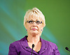 UKIP Annual Party Conference <br /> 26th September 2014 <br /> at Doncaster Racecourse, Great Britain <br /> <br /> <br /> <br /> Jane Collins MEP <br /> <br /> <br /> Photograph by Elliott Franks <br /> Image licensed to Elliott Franks Photography Services