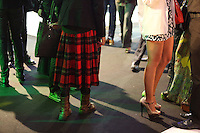 people attend the Mercedes Benz Fashion Week Mexico Spring/Summer 2015, in Mexico City, 09.30.2014. VIEWpress / Miguel Angel Pantaleon