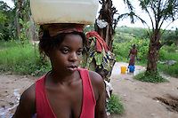 Outskirts of Kinshasa, March 2009