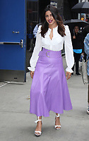 NEW YORK, NY - MAY 22:  Priyanka Chopra seen after an appearance on Good Morning America promoting her role in Baywatch in New York City on May 22, 2017. Credit: RW/MediaPunch