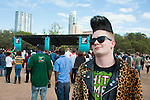 Fun Fun Fun Fest at Auditorium Shores, Austin Texas, November 5, 2011.