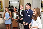 Hartford Marathon Reception at the Governor's Residence 10/2/2014