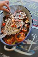 Type de plat - Type of dish