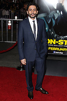 "WESTWOOD, CA, USA - FEBRUARY 24: Jaume Collet-Serra at the World Premiere Of Universal Pictures And Studiocanal's ""Non-Stop"" held at Regency Village Theatre on February 24, 2014 in Westwood, Los Angeles, California, United States. (Photo by Xavier Collin/Celebrity Monitor)"