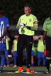 26 August 2016: Saint Louis's Sascha Otte (GER). The Wake Forest University Demon Deacons hosted the Saint Louis University Billikens in a 2016 NCAA Division I Men's Soccer match. SLU won the game 1-0.
