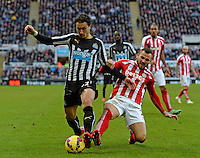 Newcastle United vs Stoke City, Sunday February 8, 2015