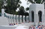 World War II Memorial, National Mall, Washington DC