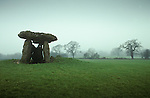 St Lythams and Tinkinswood Burial Chamber. St Nicholas, South Glamorgan Wales. Mysterious Britain published by Orion