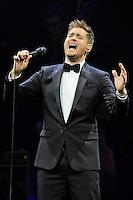 DEC 15 Michael Bublé performing at o2 Arena, London