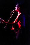 Fatt Matt of Coffin Fly performing at the Grape Room in Manayunk, PA.