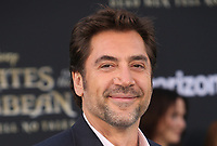 """HOLLYWOOD, CA - May 18: Javier Bardem, At Premiere Of Disney's """"Pirates Of The Caribbean: Dead Men Tell No Tales"""" At Dolby Theatre In California on May 18, 2017. Credit: FS/MediaPunch"""
