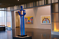 Interior of The Lightcatcher building, Whatcom County Museum,  Bellingham, Washington, USA...