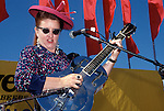 Del Rey, Sept 1994, San Francisco Blues Festival
