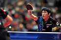Maharu Yoshimura, JANUARY 22, 2012 - Table Tennis : All Japan Table Tennis Championships Men's Singles final at Tokyo Metropolitan Gymnasium, Tokyo, Japan. (Photo by Jun Tsukida/AFLO SPORT) [0003]
