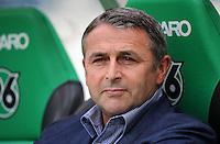 FUSSBALL   1. BUNDESLIGA   SAISON 2012/2013   3. SPIELTAG Hannover 96 - SV Werder Bremen     15.09.2012 Manager Klaus Allofs (SV Werder Bremen)