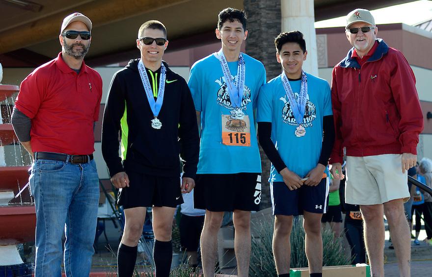 2015 Marathon Awards