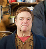 American Buffalo <br /> by David Mamet <br /> directed by Daniel Evans<br /> at Wyndham's Theatre, London, Great Britain <br /> press photocall <br /> 21st April 2015 <br /> <br /> John Goodman <br /> <br /> <br /> Photograph by Elliott Franks <br /> Image licensed to Elliott Franks Photography Services