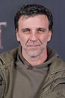 Armando del Rio at The Hobbit premiere in Madrid