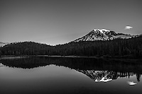 Black and White Reflections