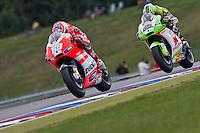 2011 MotoGP World Championship, Round 11, Brno, Czech Republic, 14 August 2011, Nicky Hayden