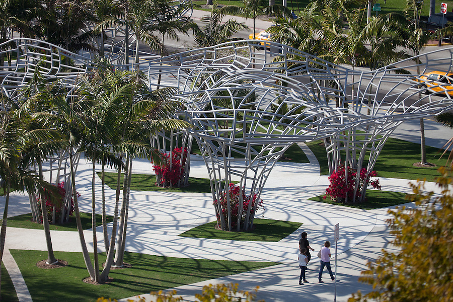 Soundscape Park Miami Beach by West 8 Photo by Robin Hill (c)