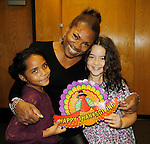 11-19-15 Hearts of Gold - Thanksgiving 2015 Dinner & Crafts - Library - New York City, NY