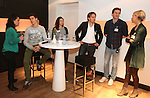 Foto: VidiPhoto<br /> <br /> AMSTERDAM - Impressie van AGF Trendcaf&eacute; in de Amsterdam ArenA. In het Trendcaf&eacute; worden de laatste trends in de foodsector gepresenteerd. De organisatie is in handen van onder meer ING en het vakblad CHAIN Magazine. Nieuwe ontwikkelingen in de markt dwingt ondernemers anders te gaan denken en ondernemen. Jonge ondernemers mochten dinsdag hun nieuwe bedrijf in de foodsector toelichten.