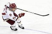 Caitlin Walsh (BC - 11) - The visiting Boston University Terriers defeated the Boston College Eagles 1-0 on Sunday, November 21, 2010, at Conte Forum in Chestnut Hill, Massachusetts.