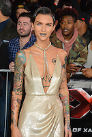 Ruby Rose at the Los Angeles premiere for &quot;XXX: Return of Xander Cage&quot; at the TCL Chinese Theatre, Hollywood. Los Angeles, USA 19th January  2017<br /> Picture: Paul Smith/Featureflash/SilverHub 0208 004 5359 sales@silverhubmedia.com