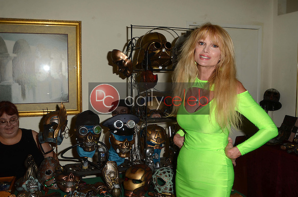 Laurene Landon<br /> at the San Fernando Valley Comic Book Convention, Granada Pavilion, Granada Hills, CA 08-14-16<br /> David Edwards/DailyCeleb.com 818-249-4998
