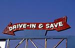 Sign in Pasadena, California circa 1980s