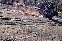 GLACIAL EROSION<br /> lacial erratic<br /> Hogencamp, Mt<br /> Harriman, NY