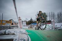 Jolien Verschueren (BEL/Telenet-Fidea)<br /> <br /> Jaarmarktcross Niel 2015  Elite Women's Race