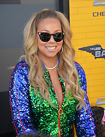 Mariah Carey at the world premiere of &quot;The Lego Batman Movie&quot; at the Regency Village Theatre, Westwood, Los Angeles, USA 4th February  2017<br /> Picture: Paul Smith/Featureflash/SilverHub 0208 004 5359 sales@silverhubmedia.com