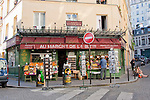 Amelie shop location in Paris France in May 2008