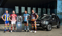 Dacia World Club Series Launch - 13 Feb 2017