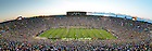 Sept. 22, 2012; Kickoff of the Michigan game...Photo by Matt Cashore/University of Notre Dame