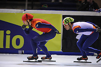 SHORTTRACK: Selectie Shorttrack, ©foto Martin de Jong