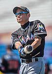 2016-03-07 MLB: Miami Marlins at Washington Nationals Spring Training
