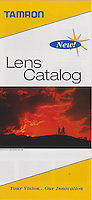 Tamron Lens Catalog